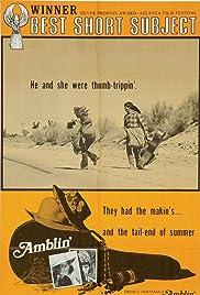 Amblin'(1968) Poster - Movie Forum, Cast, Reviews