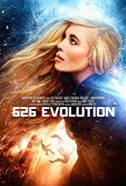 626 Evolution Poster