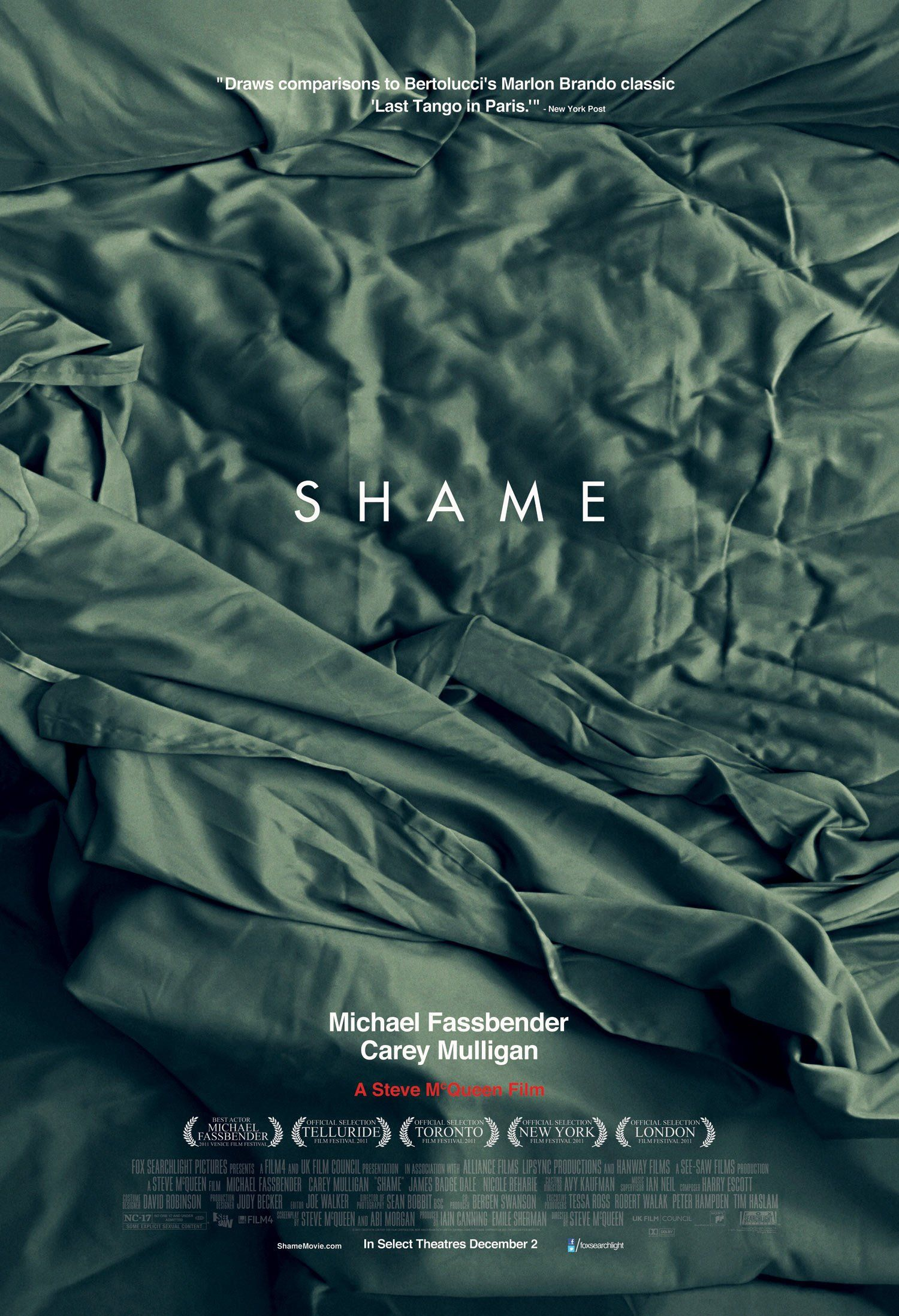 Fassbender nude michael shame Shame (2011)