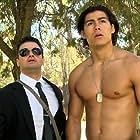 Terence J. Rotolo and Jordan Rodriguez in Bigfoot vs. D.B. Cooper (2014)