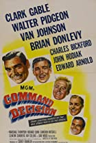 Command Decision (1948) Poster