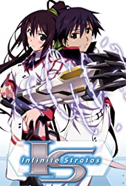 JAPAN IS Infinite Stratos Official Anthony Comic
