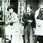 Charles Chaplin and Minta Durfee in The Star Boarder (1914)