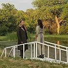 Stelio Savante and Lisa Roumain in Marfa (2021)
