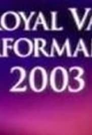 The Royal Variety Performance 2003 Poster