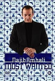 Najib Amhali: Most Wanted Poster