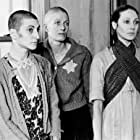 Vanessa Redgrave, Robin Bartlett, and Marisa Berenson in Playing for Time (1980)