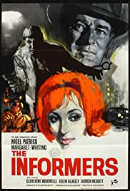 Underworld Informers (1963) Poster - Movie Forum, Cast, Reviews