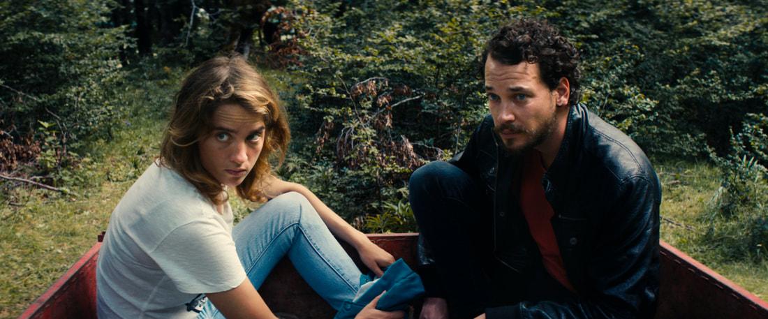 """Résultat de recherche d'images pour """"Adèle Haenel & Jonathan Couzinié, pour """"Les Héros ne meurent jamais"""" photos"""""""