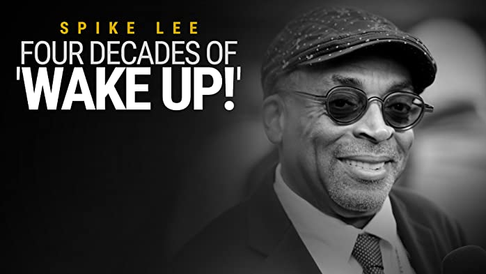 From 'School Daze' and 'Do the Right Thing' to 'BlacKkKlansman' and 'Da 5 Bloods,' Spike Lee has used the power of cinema to tell audiences to 'Wake up!' IMDb sits down with Lee to explore his use of the phrase and the challenging history that inspired it.