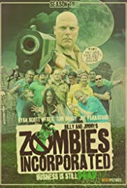 Zombies Incorporated Poster
