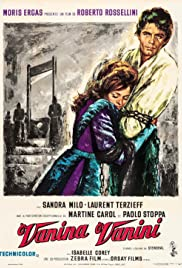 Vanina Vanini (1961) Poster - Movie Forum, Cast, Reviews