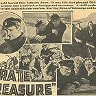 William Desmond, Lucille Lund, Walter Miller, Pat O'Malley, and Richard Talmadge in Pirate Treasure (1934)