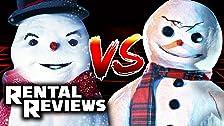 Jack Frost VS Jack Frost (Películas de comedia y muñeco de nieve de terror)