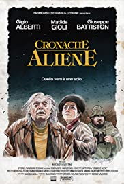 Cronache Aliene Poster