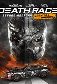 Death Race: Beyond Anarchy (2018) Poster - Movie Forum, Cast, Reviews