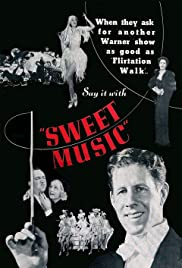 Sweet Music Poster