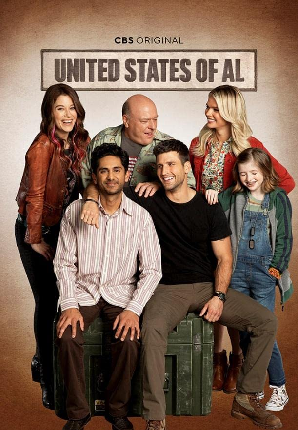 Соединённые Штаты Ала / United States of Al / 2021