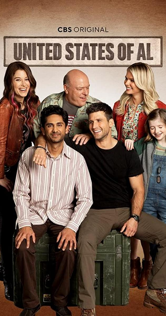 United States of Al (TV Series 2021- ) - IMDb