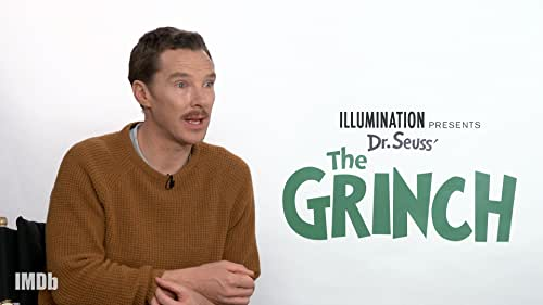 Benedict Cumberbatch, 'Grinch' Cast Reveal Their Favorite Christmas Gifts