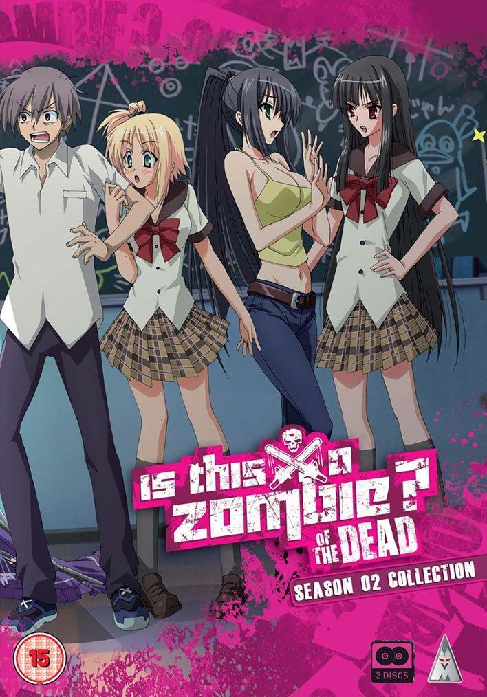 Kore wa Zombie desu ka? (2011)