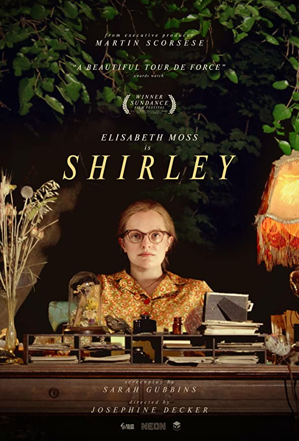 Shirley (2020) English 720p | 480p HEVC BluRay Full Hollywood Movie x265 AAC ESubs [600MB]