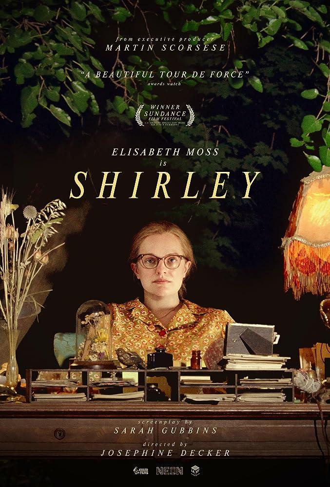 Elisabeth Moss in Shirley (2020)