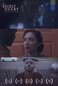Feryna Wazheir and Kingsley Amadi in Secret Heart (2016)
