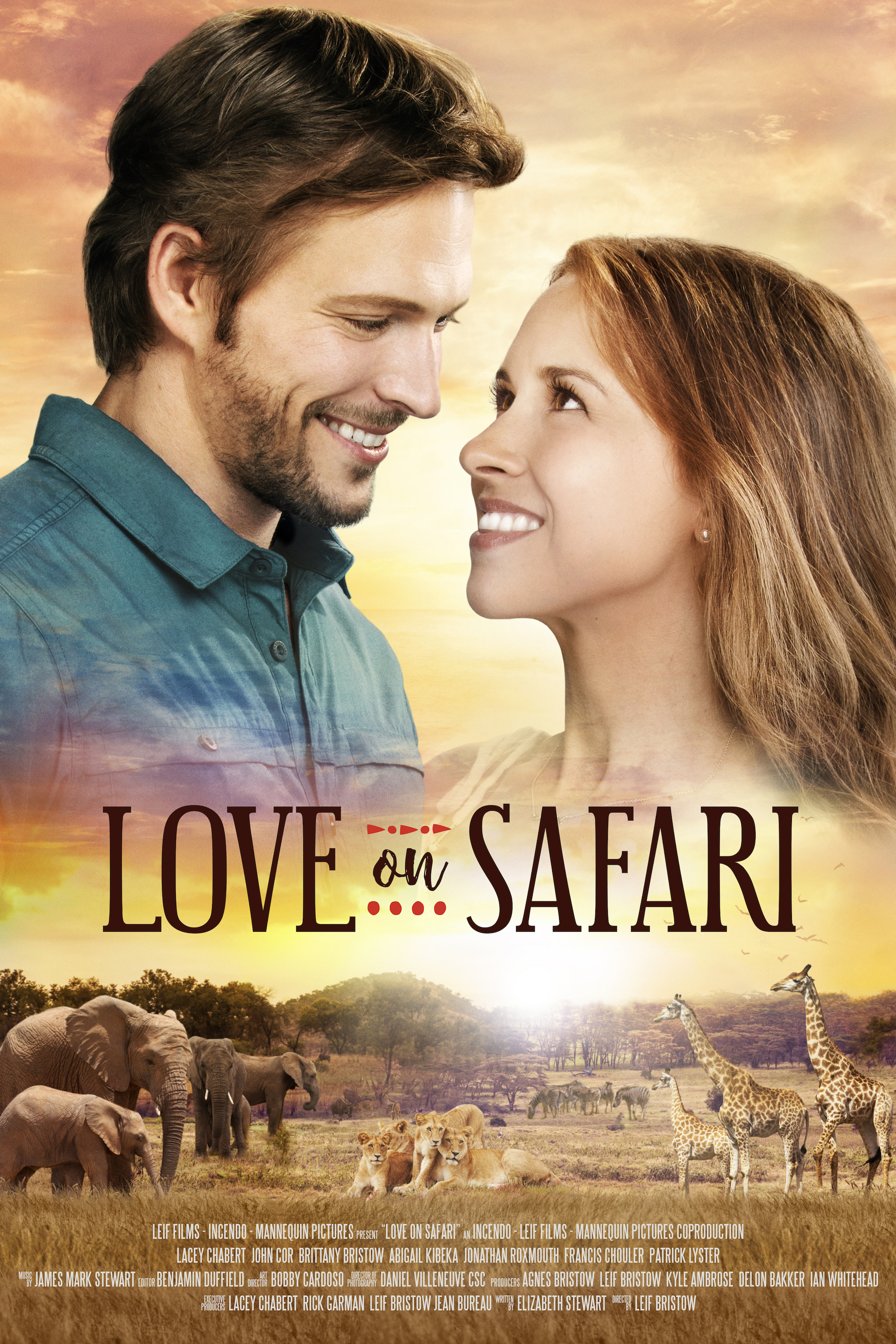 Film Love on Safari Streaming Complet - When Kira Slater inherits an Animal Reserve in South Africa she must decide whether to...