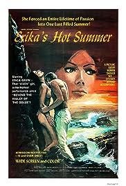Erika's Hot Summer Poster