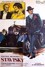 Stavisky...(1974) Poster - Movie Forum, Cast, Reviews