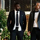 Mark Frost and Idris Elba in 100 Streets (2016)