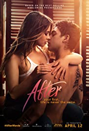Image result for after by anna todd movie cover