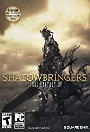 Final Fantasy XIV: Shadowbringers Poster