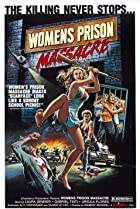 Women's Prison Massacre (1983) Poster