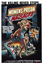 Women's Prison Massacre Poster