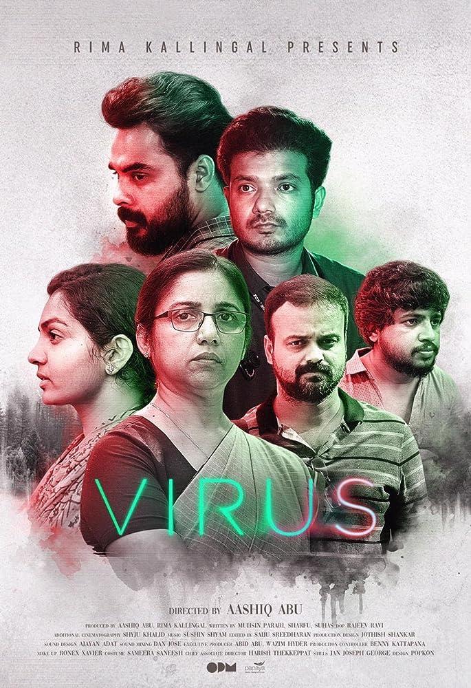Virus 2019 720p Dual Audio WEBDL English subtitle Tamil Malyalam