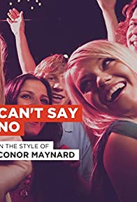 Primary photo for Conor Maynard: Can't Say No