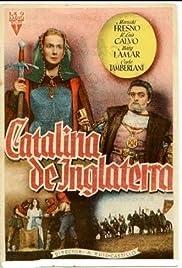 Catalina de Inglaterra Poster
