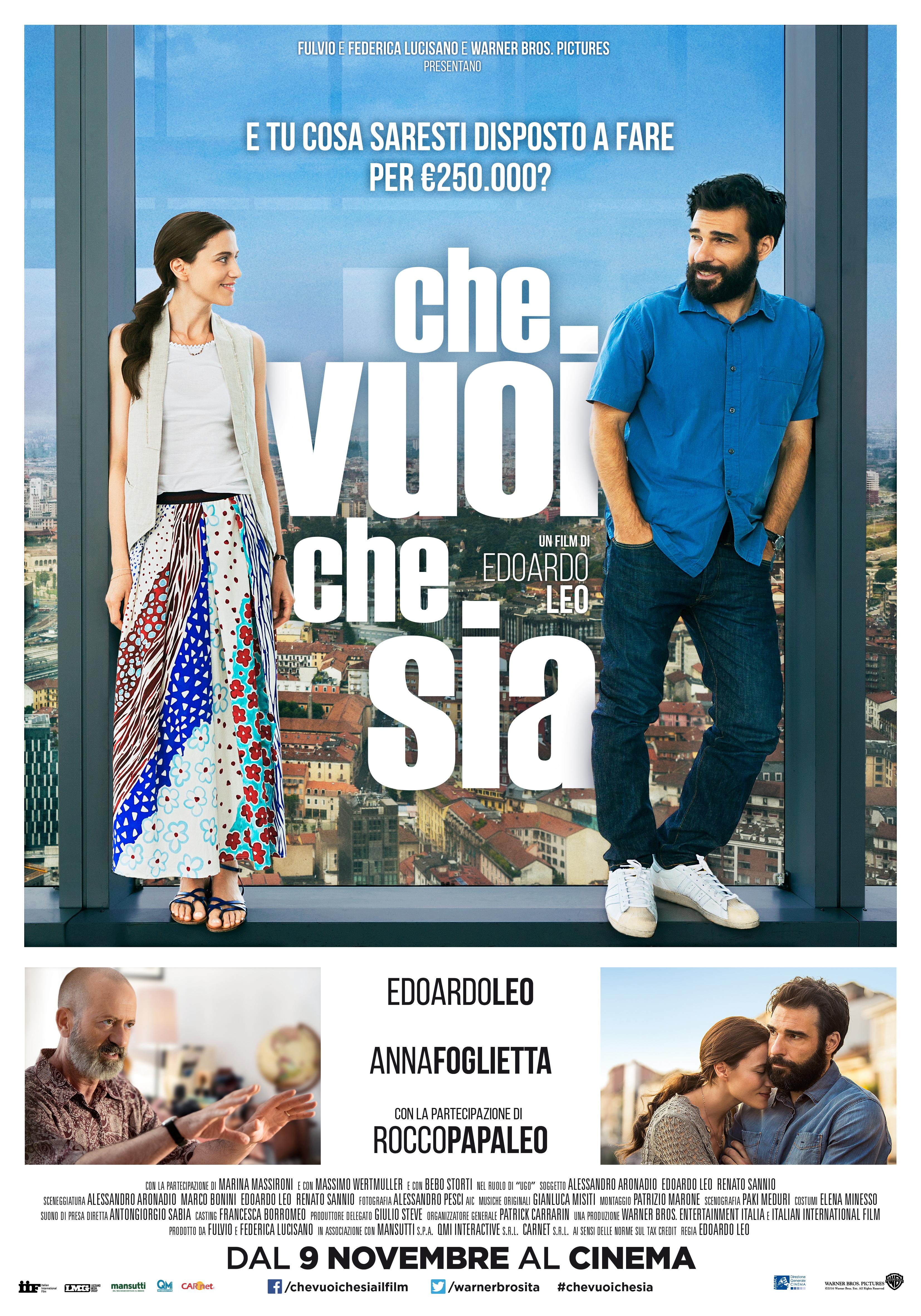 Che vuoi che sia (2016) - IMDb