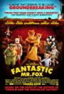 George Clooney, Bill Murray, Meryl Streep, Jason Schwartzman, Owen Wilson, Eric Chase Anderson, and Wallace Wolodarsky in Fantastic Mr. Fox (2009)
