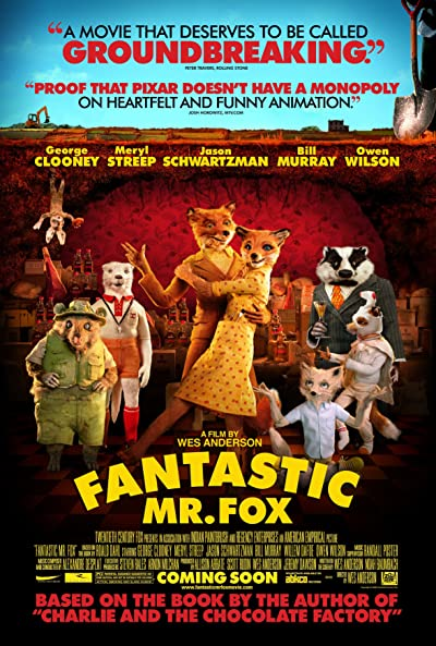 fantastic mr fox movie download 300mb