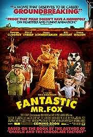 Watch Movie  Fantastic Mr. Fox (2009)