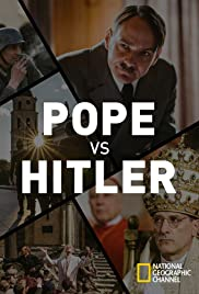 Pope vs. Hitler Poster
