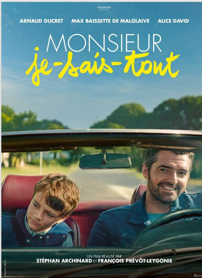 Mr Know It All 2018 (Monsieur Je-Sais-Tout ) Full Movie Bluray HD and Full HD | 480p – 720p – 1080p | Download