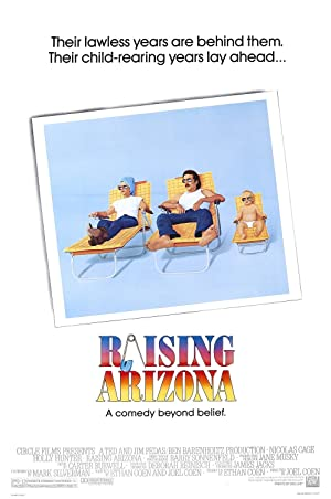 Raising Arizona Poster Image
