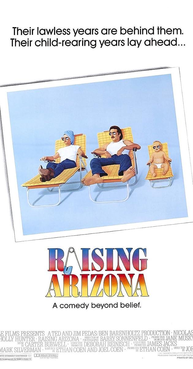 Raising Arizona 1987 Nicolas Cage as H I McDunnough IMDb