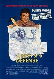 Best Defense(1984) Poster - Movie Forum, Cast, Reviews