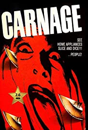 Carnage (1984) Poster - Movie Forum, Cast, Reviews