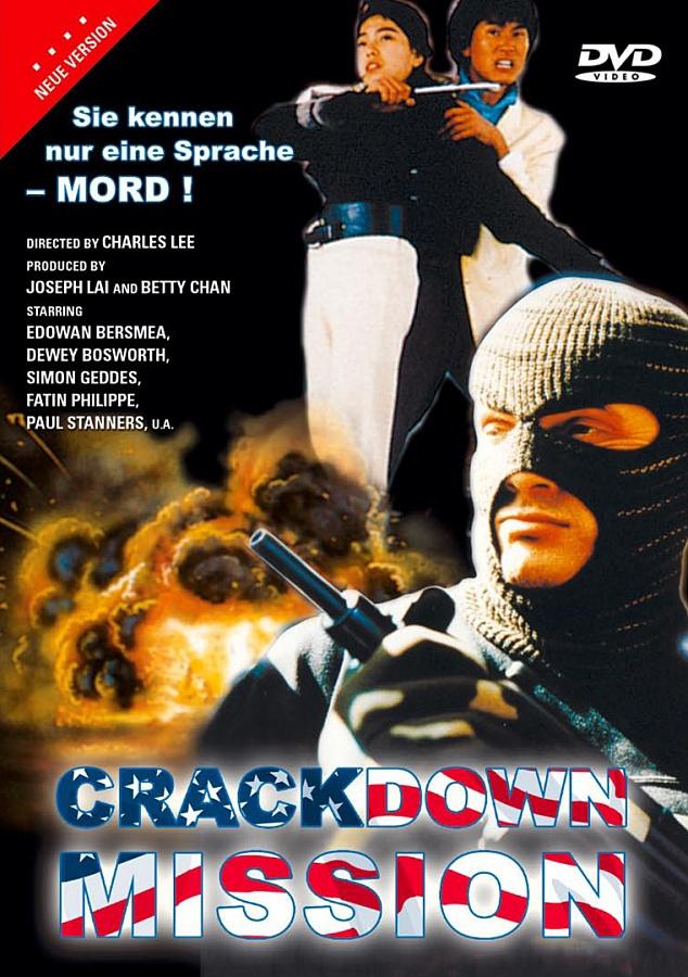 Crackdown Mission ((1988))